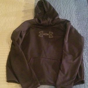 Under Armour women's hoodie. Size XL.